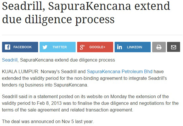 The-Star-Online---Seadrill,-SapuraKencana-extend-due-diligence-process-(210113)