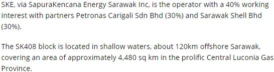 The Star - SapuraKencana unit discovers gas offshore Sarawak (4) (020914)